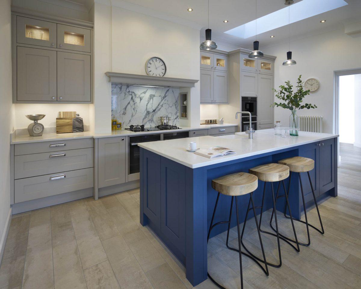 The Cambridge Kitchen And Bathroom Showroom