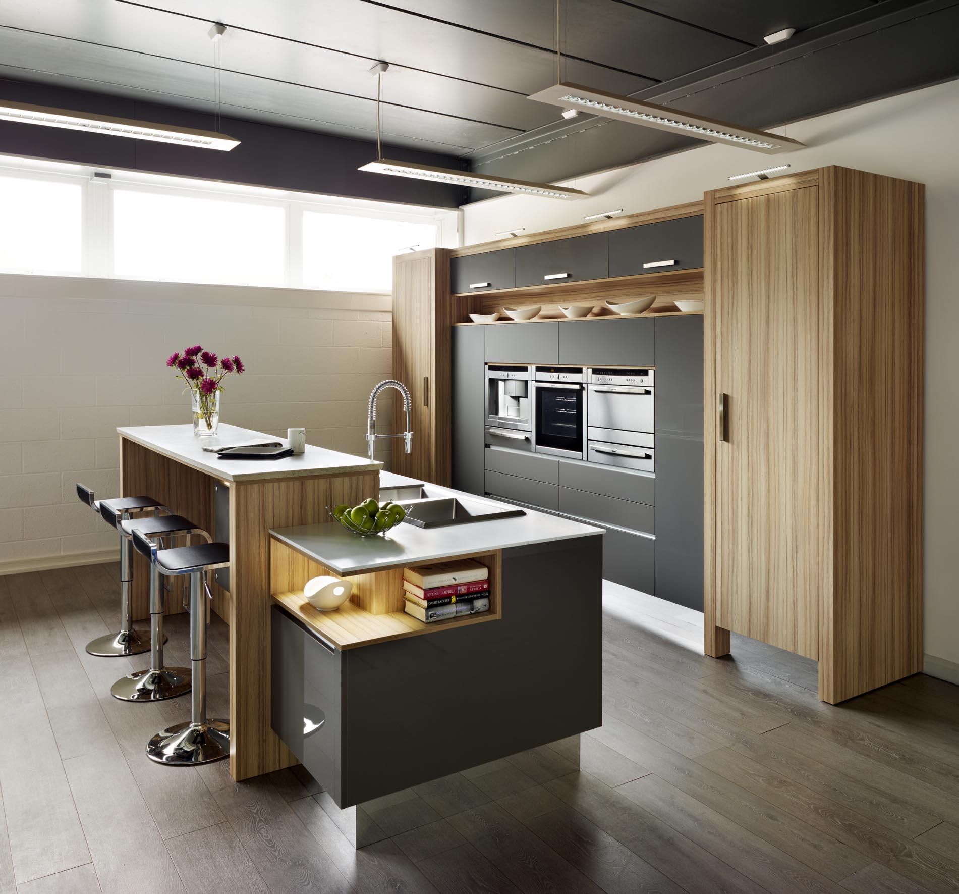 See Our Designer Kitchen Range