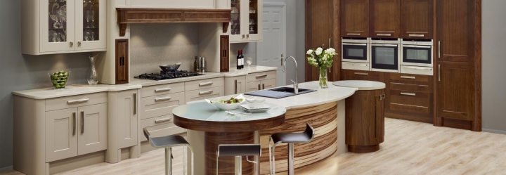 Our Kitchen Furniture Supplier Callerton Kitchens Regularly Display Their  Latest Kitchen Designs At Exhibitions Around The Country And This Video  Captures ...